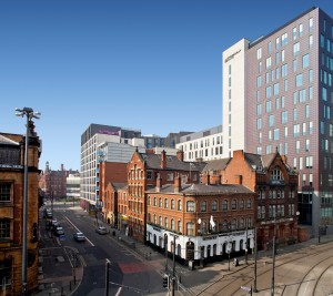 Manchester - Existing Buildings